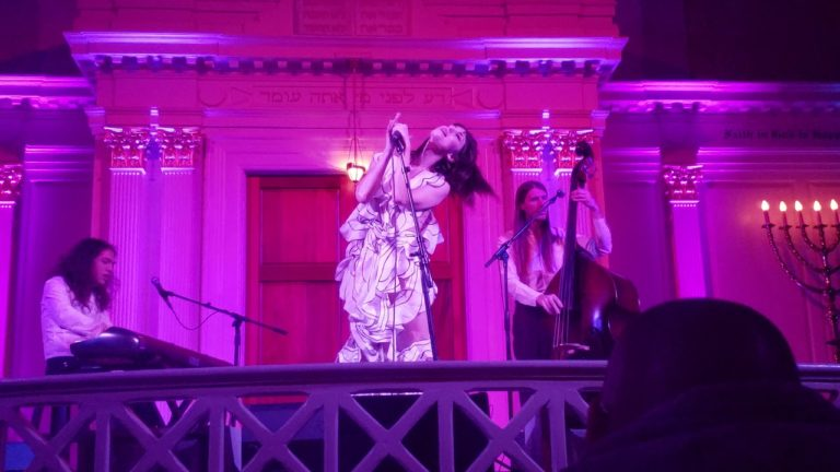 VIDEO: Kimbra – Withdraw (Sixth & I Historic Synagogue – Washington D.C. – 12/06/18)