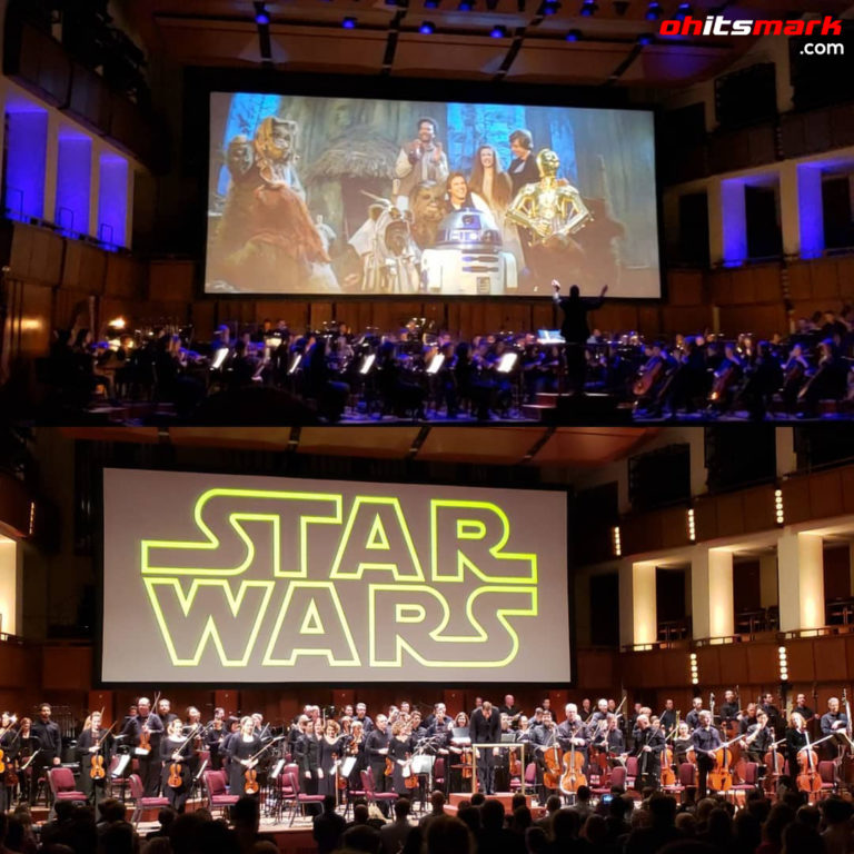 INSTAGRAM: National Symphony Orchestra Pops – Star Wars: Return of The Jedi – January 24, 2019