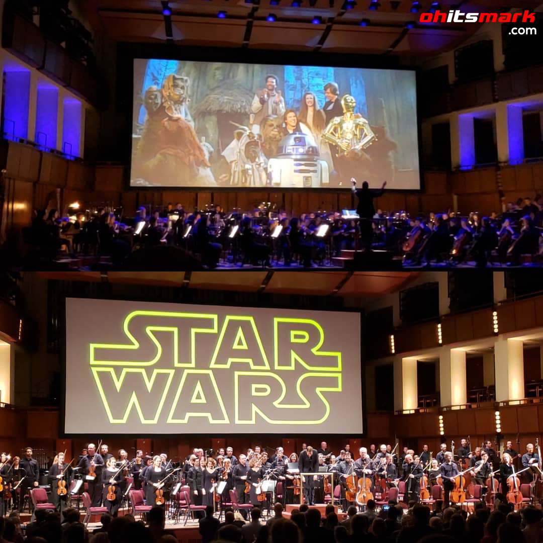 National Symphony Orchestra Pops – Star Wars: Return of The Jedi – January 24, 2019