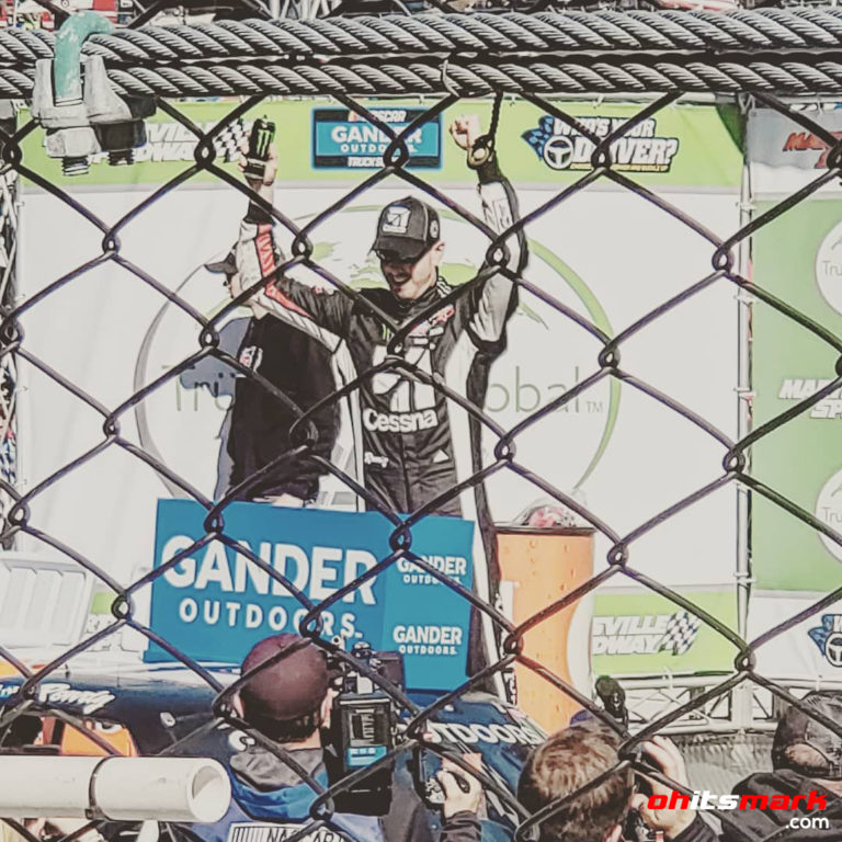 INSTAGRAM: NASCAR Gander Outdoors Truck Series – TruNorth Global 250 – Martinsville Speedway – March 23rd, 2019