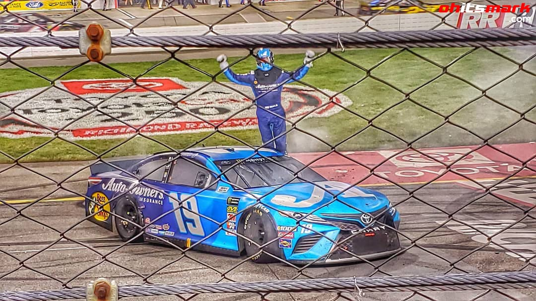 NASCAR Monster Energy Cup Series - Toyota Owners 400 - Richmond Raceway - April 13th, 2019