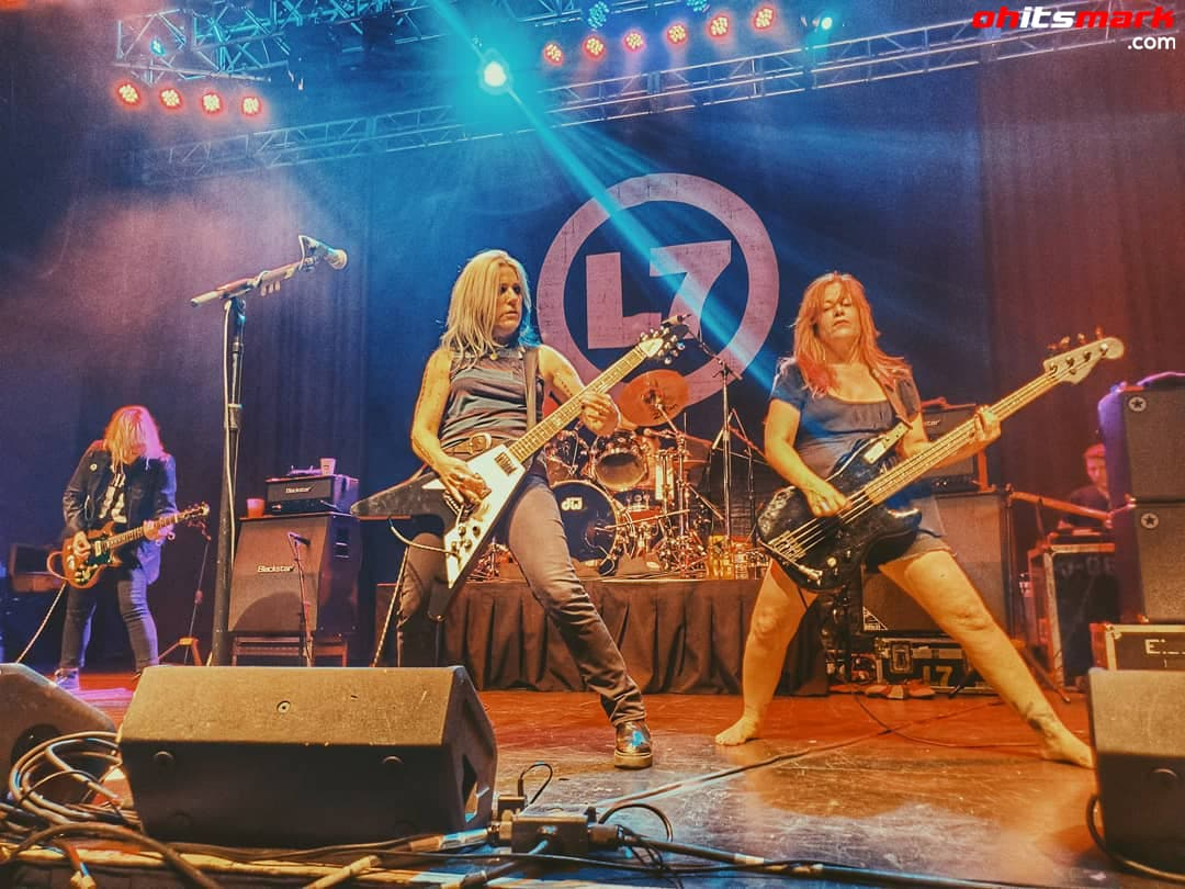 L7 - The Fillmore - Silver Spring, MD - May 28th, 2019