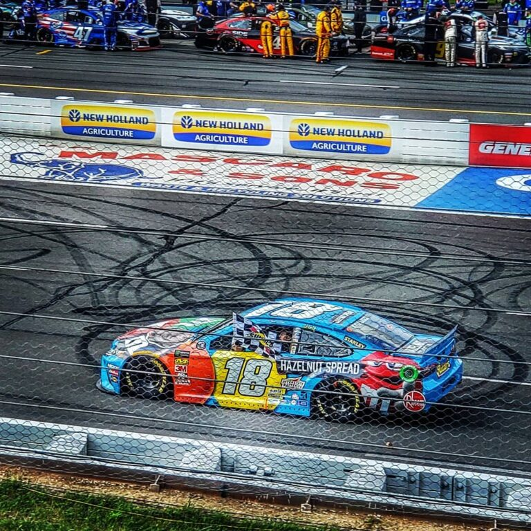INSTAGRAM: NASCAR Monster Energy Cup Series – Pocono 400 – Pocono Raceway – Pocono, PA – June 2nd, 2019