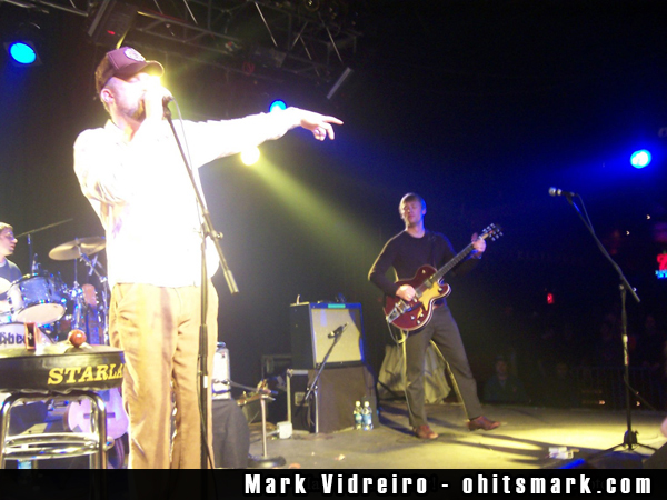 Cake – Starland Ballroom – Sayreville, NJ – December 7th, 2004