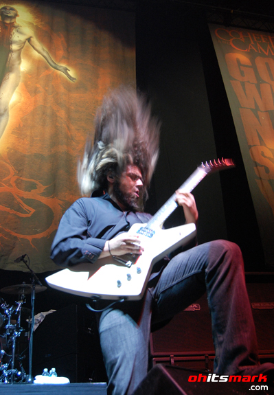 Coheed and Cambria – UCF Arena – Orlando, FL – February 18th, 2009