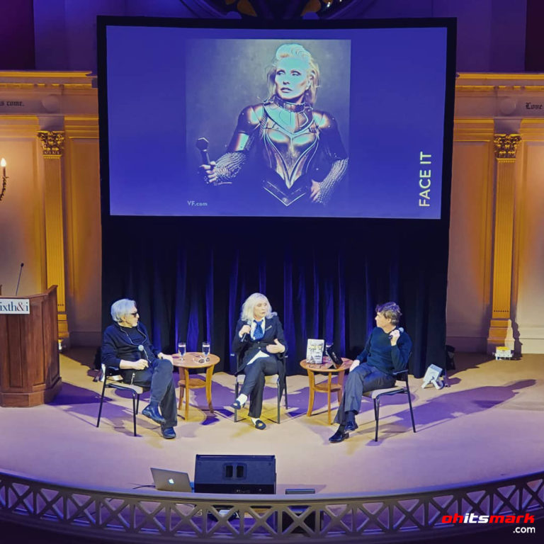 INSTAGRAM: Debbie Harry – Sixth & I Historic Synagogue – Washington D.C. – December 4th, 2019