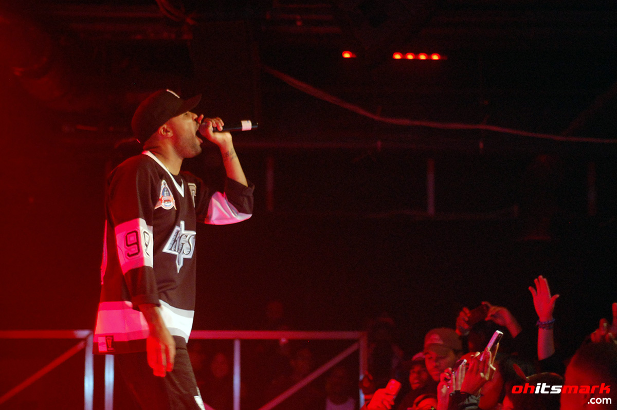 Dom Kennedy – Baltimore Soundstage – Baltimore, MD – January 23rd, 2014