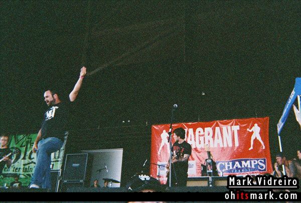 From Autumn To Ashes – Vans Warped Tour – Cricket Wireless Pavilion – Phoenix, AZ – July 4th, 2006