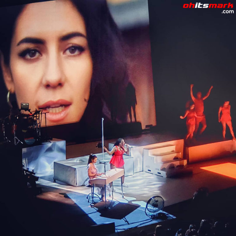 INSTAGRAM: Marina – The Anthem – Washington D.C. – September 18th, 2019