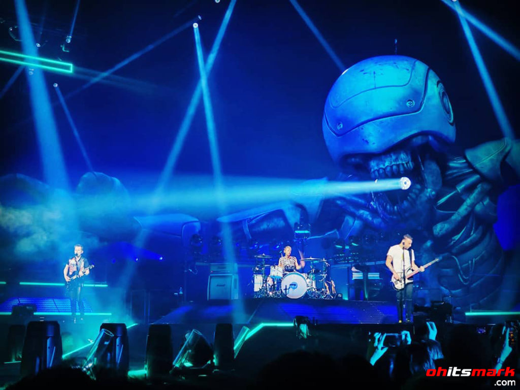 Muse - Capital One Arena - Washington D.C. - April 2nd, 2019