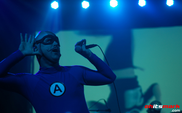 The Aquabats – The Ritz – Ybor City, FL – January 19th, 2011