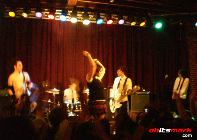 The Birthday Massacre – The Social – Orlando, FL – May 1st, 2009